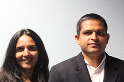 ALOHA Mind Math Franchise-Owners Frany and Jignesh Shah win First Annual ALOHA Franchisee of the Year Award
