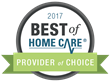 BrightStar Care of Delray Beach Receives 2017 Best of Home Care® – Provider of Choice Award