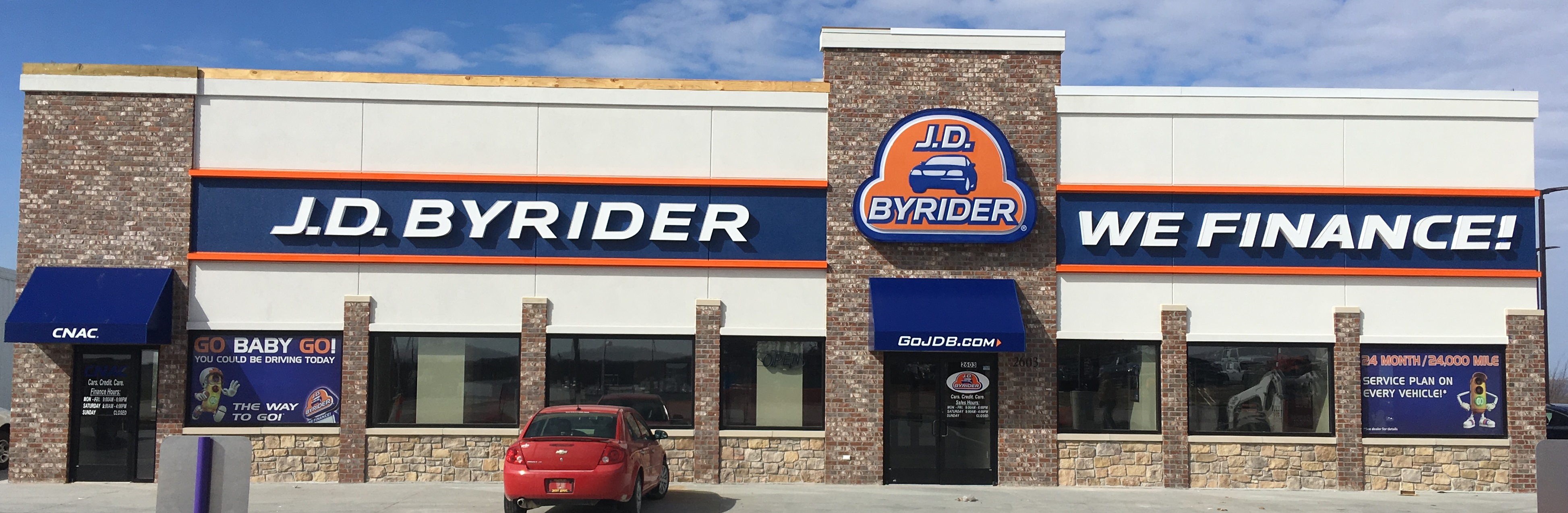 j d byrider opens new location in rolla mo to help customers who are low on cash and credit. Black Bedroom Furniture Sets. Home Design Ideas
