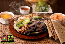 Fresh off-the-grill-fajitas