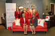Centric Bank's Red Couch Turns Stats into Stories in the Fight Against Heart Disease and Stroke for AHA Central PA