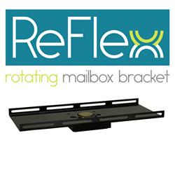 ReFlex Rotating Mailbox Bracket
