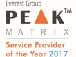 Everest Group Announces Winners of 2017 IT Service Provider of the Year Awards