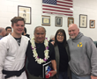 Jim West Family and Advocate of Willy Cahill and Judo