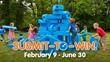 Imagination Playground Announces Submit To Win! Giveaway - Over 5000 Prizes to be Awarded