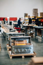Summerset Professional Grills Accelerates Growth with Opening of New Manufacturing Facility in Southern California