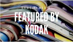 Shweiki Media Printing Company, printer, publisher, Kodak, Press On, Tad Carpenter
