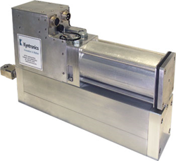 New Kyntronics Article Compares Electro-Hydraulic Actuators