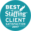 Onyx M.D. Wins Inavero's 2017 Best of Staffing® Client Award