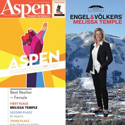 Melissa Temple Best Realtor in Aspen, Colorado