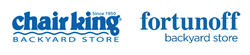 Chair King & Fortunoff Logos