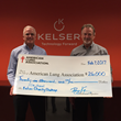 Kelser Charity Challenge Tops $275k Raised for American Lung Association
