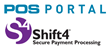 Shift4 and POS Portal Partner for Secure Processing and Payment Hardware Delivery