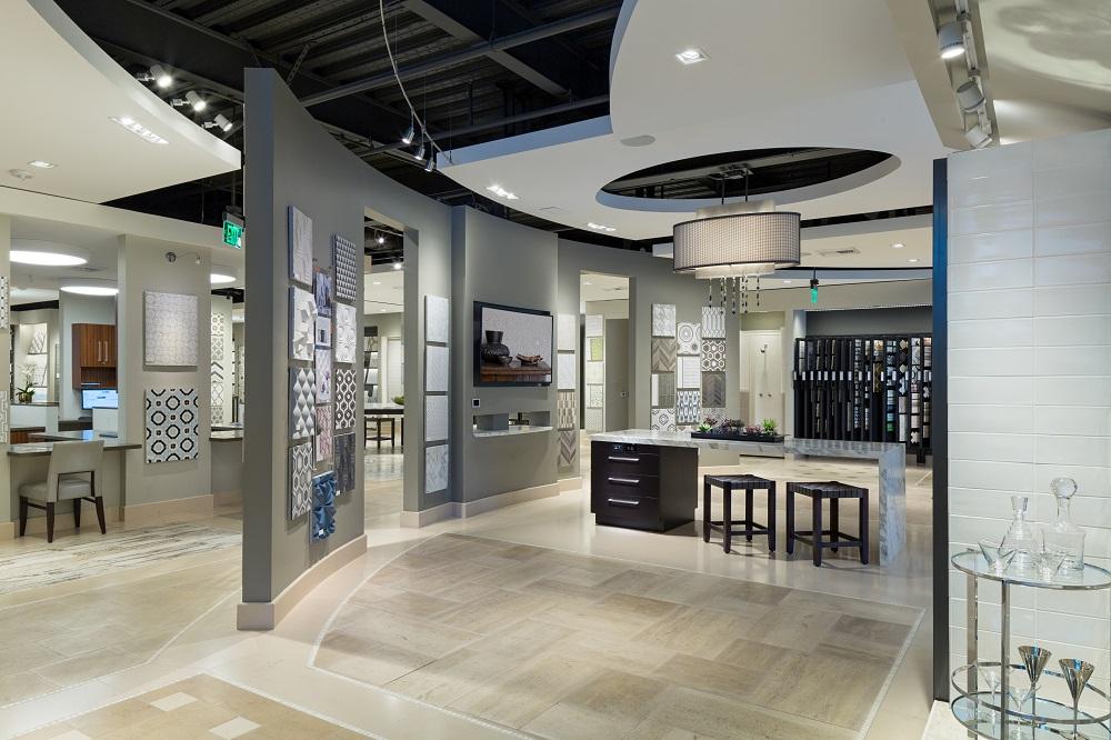 Walker Zanger Global Headquarters Wins Three Awards For Innovative Showroom