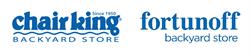 Chair King & Fortunoff Logos