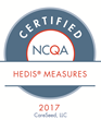 CareSeed HEDIS 2017 Certification Seal