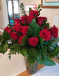 SelfLube gives two dozen roses to one lucky customer every year for its Valentine's Give-a-way.