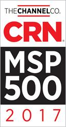 CRN MSP500 List - Netelligent