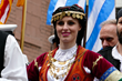 detroit, greek, parade, greektown