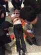 Spine-boarding