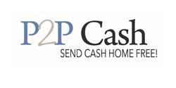 P2P Cash Logo
