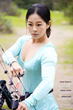 Julia Ling trains with Archery Coach Laurence Mo to prepare for her role as Tactical Girl in the new comedy web series.