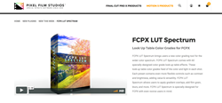 Final Cut Pro X Plugins - Pixel Film Studios - FCPX