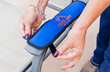 Cool-Arm Keeps Outdoor Chair Arms  Cool in Hot Temperatures