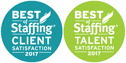 Best of Staffing Winner