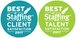 In-Flight Crew Connections Wins Inavero's 2017 Best of Staffing® Client and Talent Awards