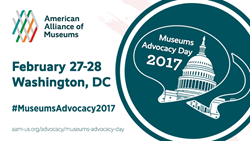 Museums Advocacy Day graphic