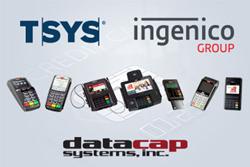 Datacap-TSYS-Ingenico Telium 2 line