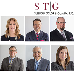 Illinois Super Lawyers from Sullivan Taylor & Gumina, P.C.