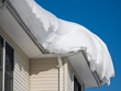 This invention was created to get the snow off the roof with minimal effort.