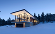 Colorado Architects Arch11 Design Luxury Sustainable Mountain Getaway that Syncs with Nature