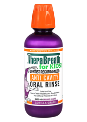 TheraBreath Childrens Oral Rinse