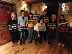 BrainXcape Escape Room Experience