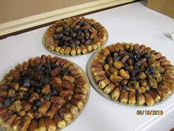 Fresh Saudi Arabian Dates Specialty Food