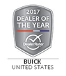 Crown Buick GMC awarded DealerRater.com's Buick Dealer of the Year For US - 2017