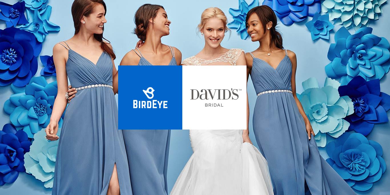 Horizon Color Bridesmaids Dresses