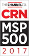 Converged Communication Systems Named to 2017 CRN Managed Service Provider 500 List