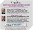 Inspirata, a Premier Sponsor and Exhibitor at Molecular Medicine Tri-Conference, to Host Presentations on Unlocking Precision Medicine Through Digital Pathology
