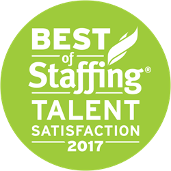Best of Staffing, Talent