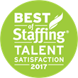 Thompson Technologies, Inc. Wins Inavero's 2017 Best of Staffing® Talent Award