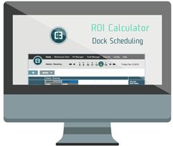 Dock Scheduling ROI Calculator