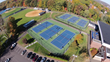 Classic Turf Company, LLC. Builds New Tennis Facility at the University of New Haven