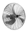Larson Electronics Releases an Electric Explosion Proof Fan Equipped with a Pole Mount