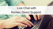 Rentec Direct Launches Live Chat Support for Property Managers