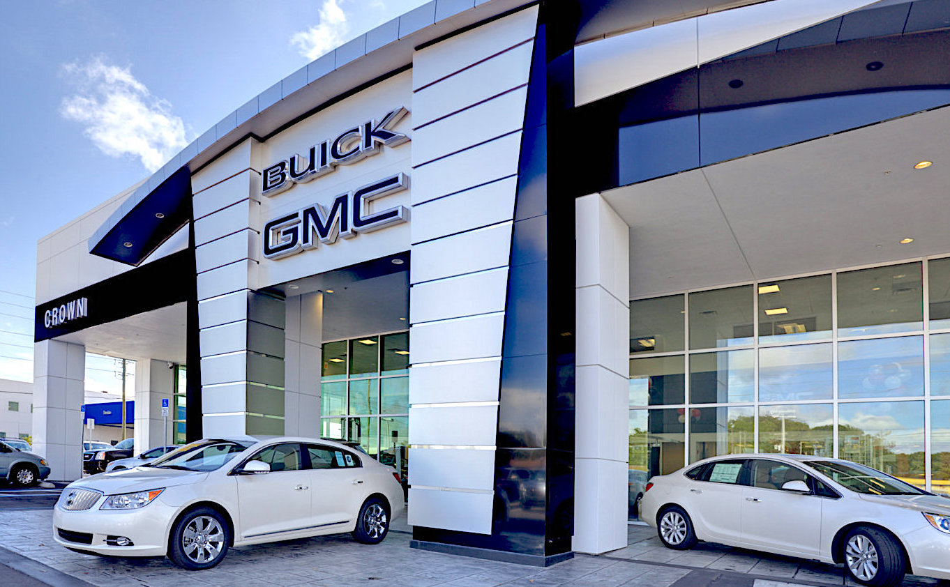 Crown Buick Gmc >> Crown Buick Gmc Named Dealerrater Com S Buick Gmc Us Dealer