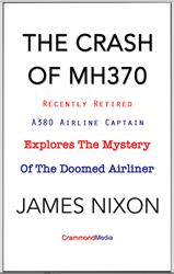 """The Crash Of MH370"" eBook Cover"
